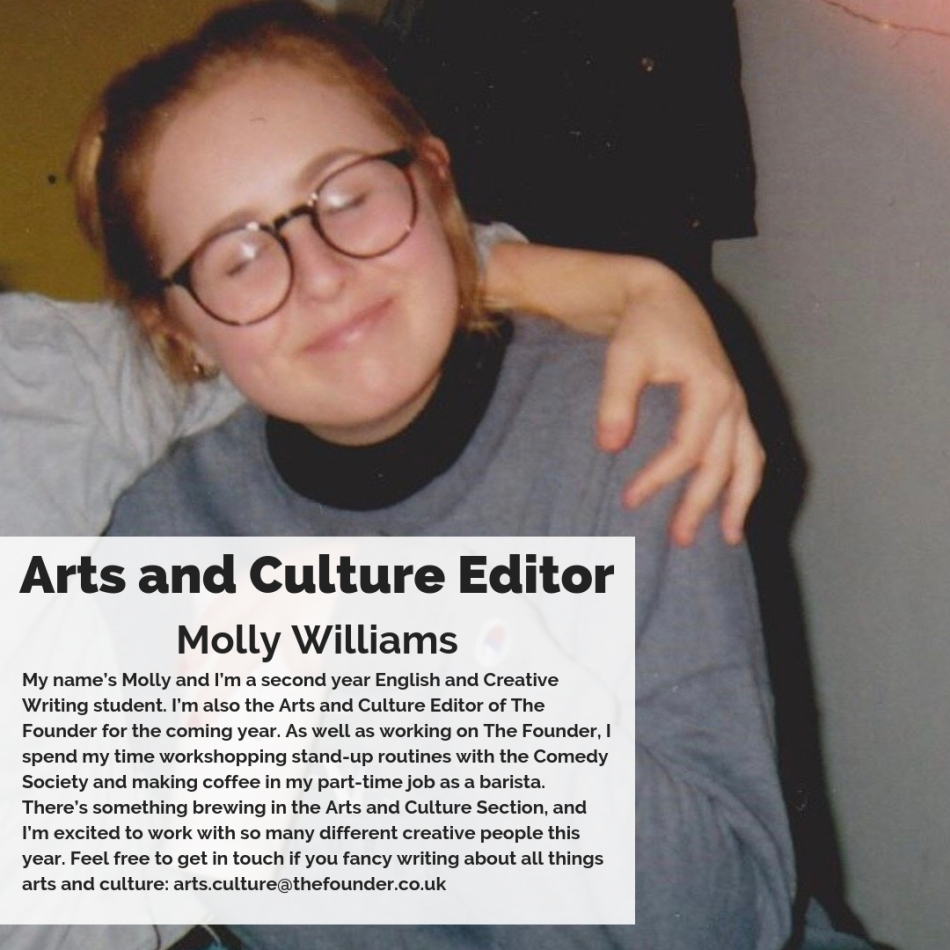 Arts and Culture Editor