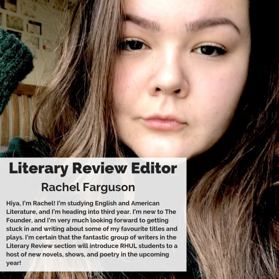Literary Review Editor