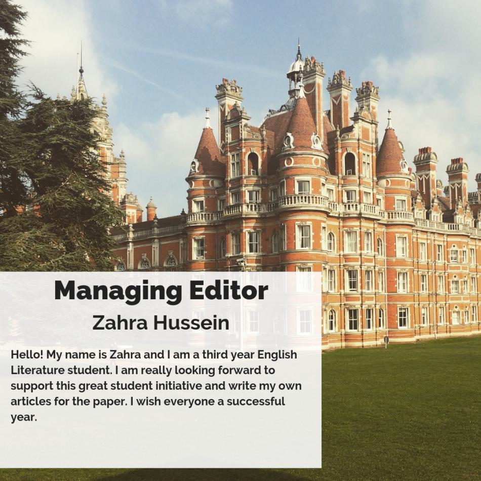 Managing Editor
