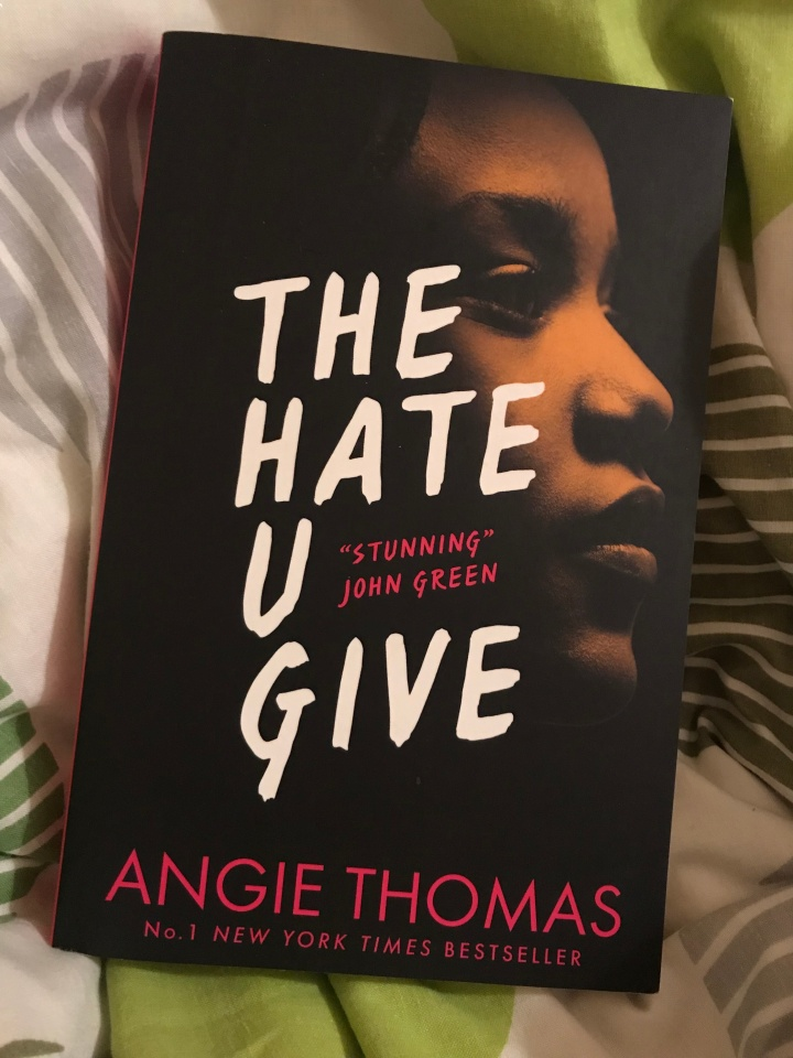 LR2_The Hate U Give : Photograph by Mimi Markham