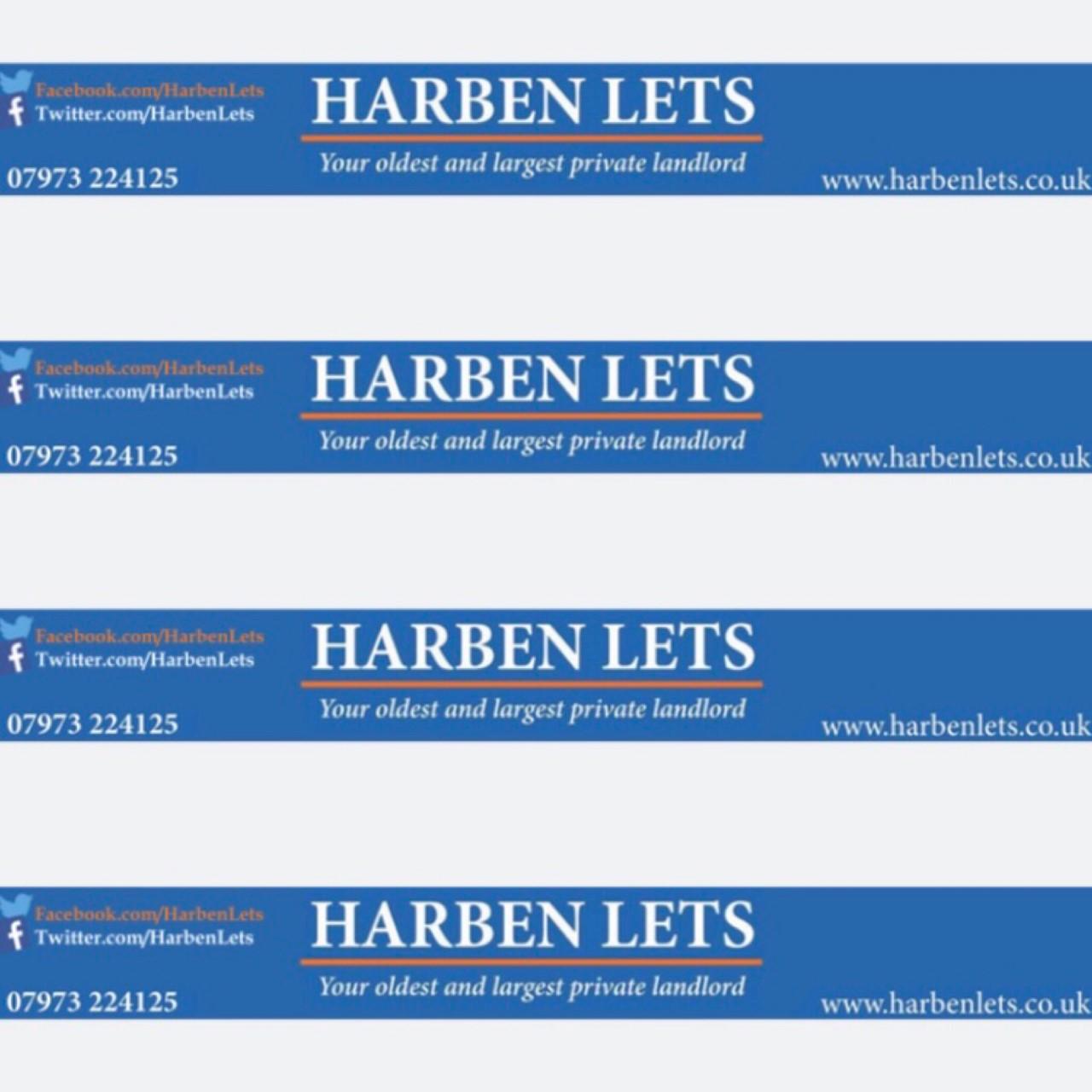 Harben Lets Ad